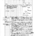 日記『ヨーロッパ浮わ気ドライブ』記録用紙